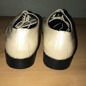 Bolano Shoes - Worn twice, Bolano Oxford lace up shoe